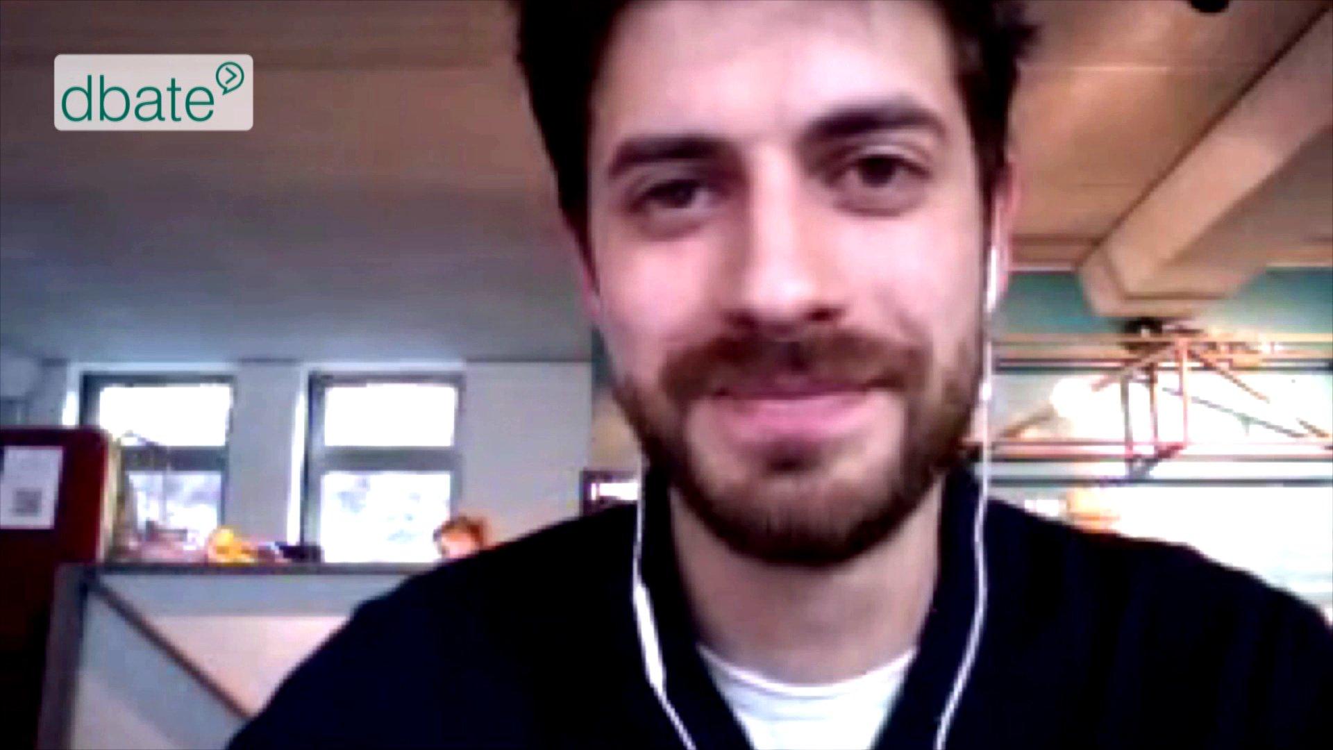 daniel Bröckerhoff spricht von unterwegs über den paradigmenwechsel im Journalismus