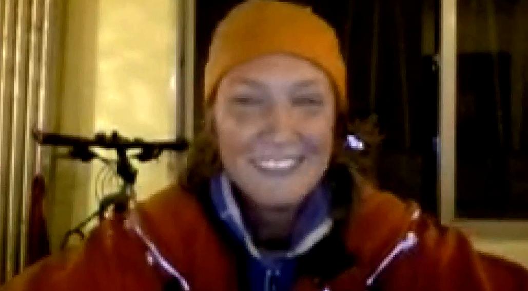 Skype Talk Heike Pirngruber