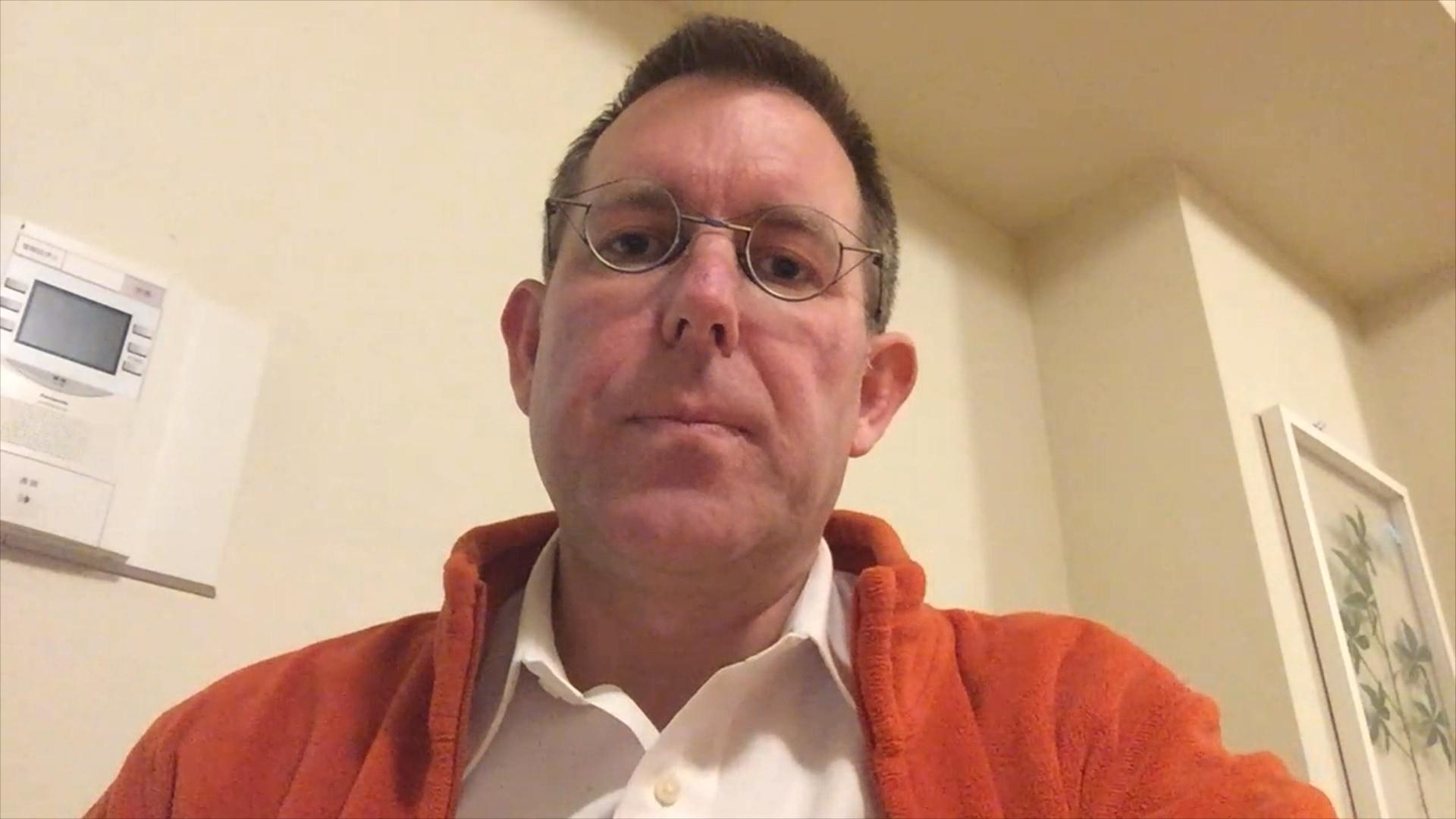 Skype Talk Jesper Weber