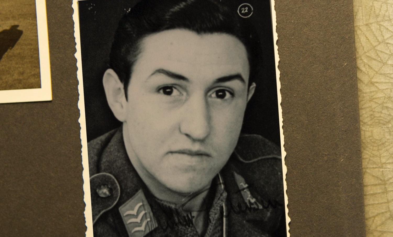Wehrmachts-Deserteur Peter Petersen.