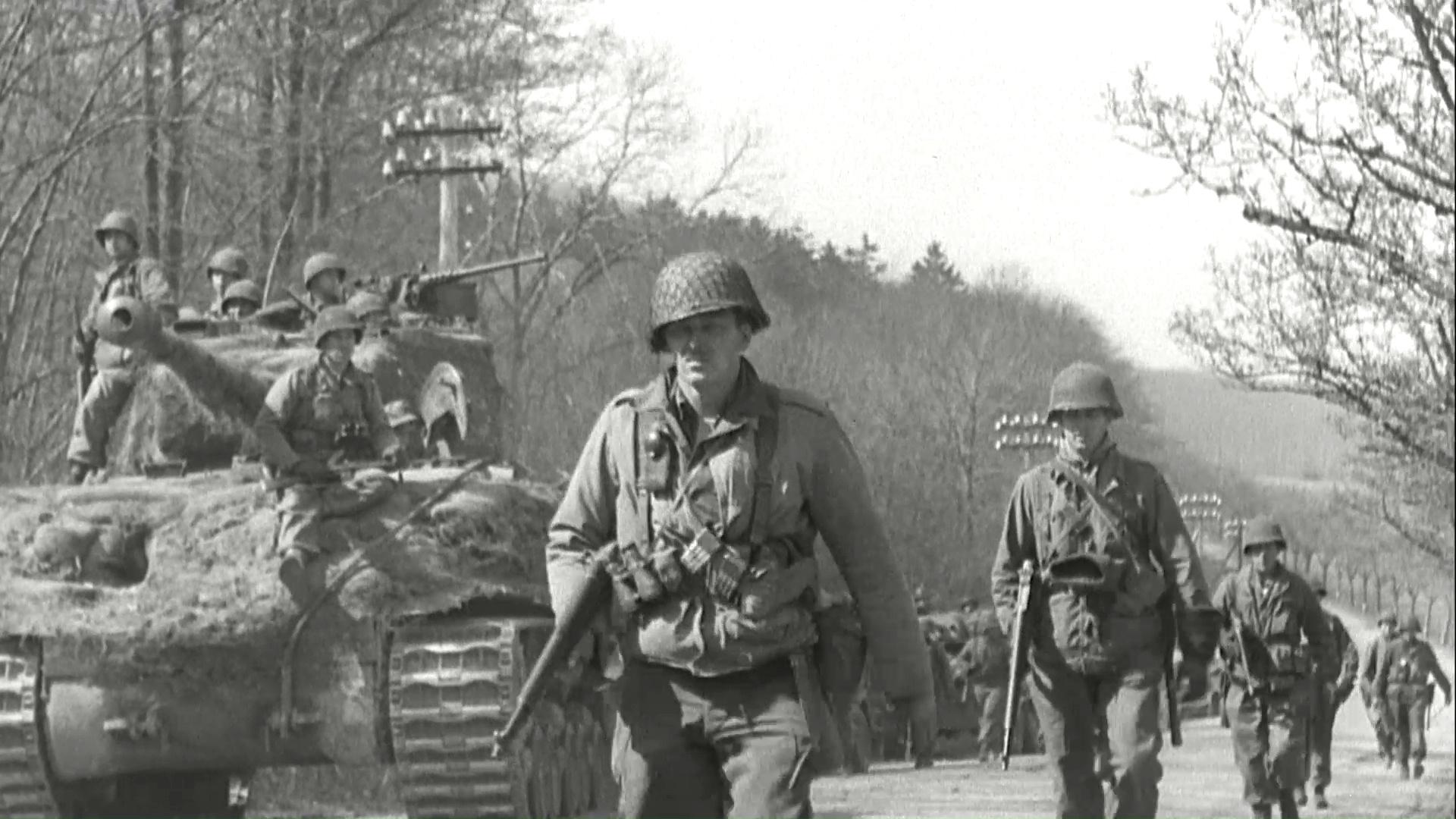 1945 kapituliert Nazi-Deutschland.