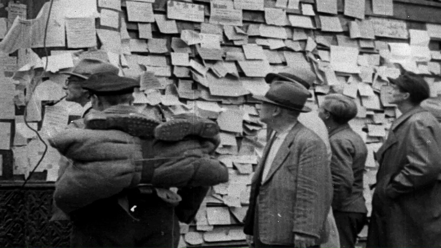 Deutschland, 1945.