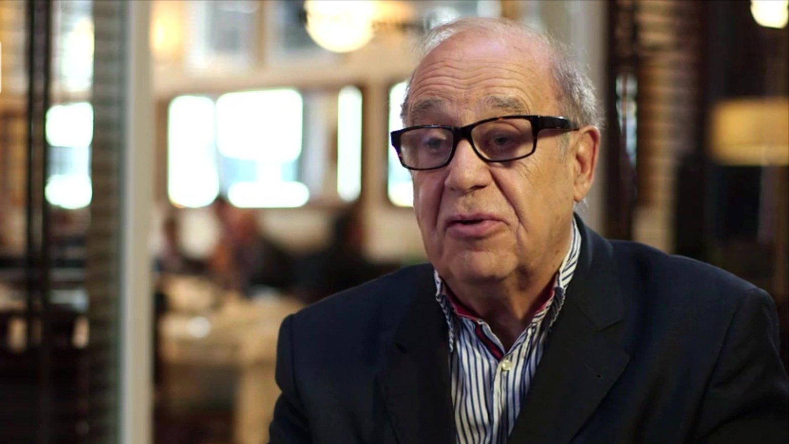 Bankenkritiker Jean Ziegler