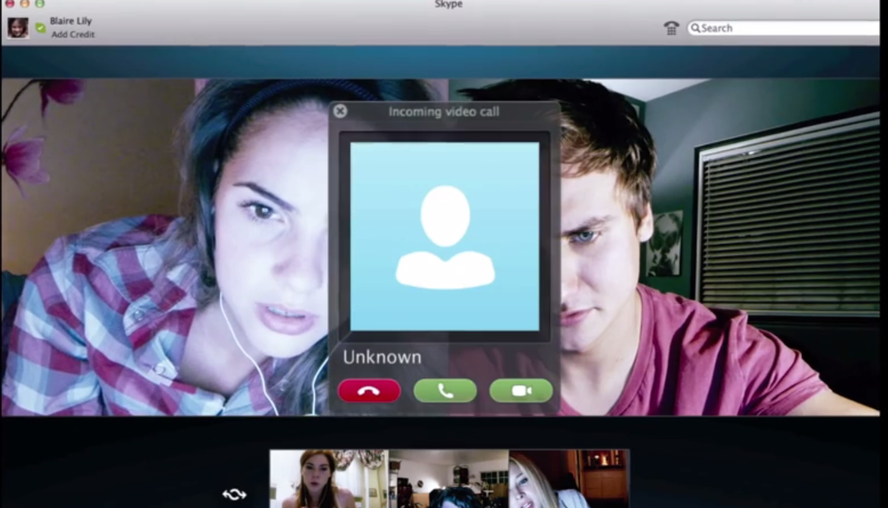 """Unfriended""- der erste Social Media Horror Film"