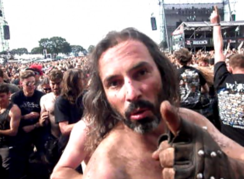 Wacken Open Air Circle Pit Danko Jones