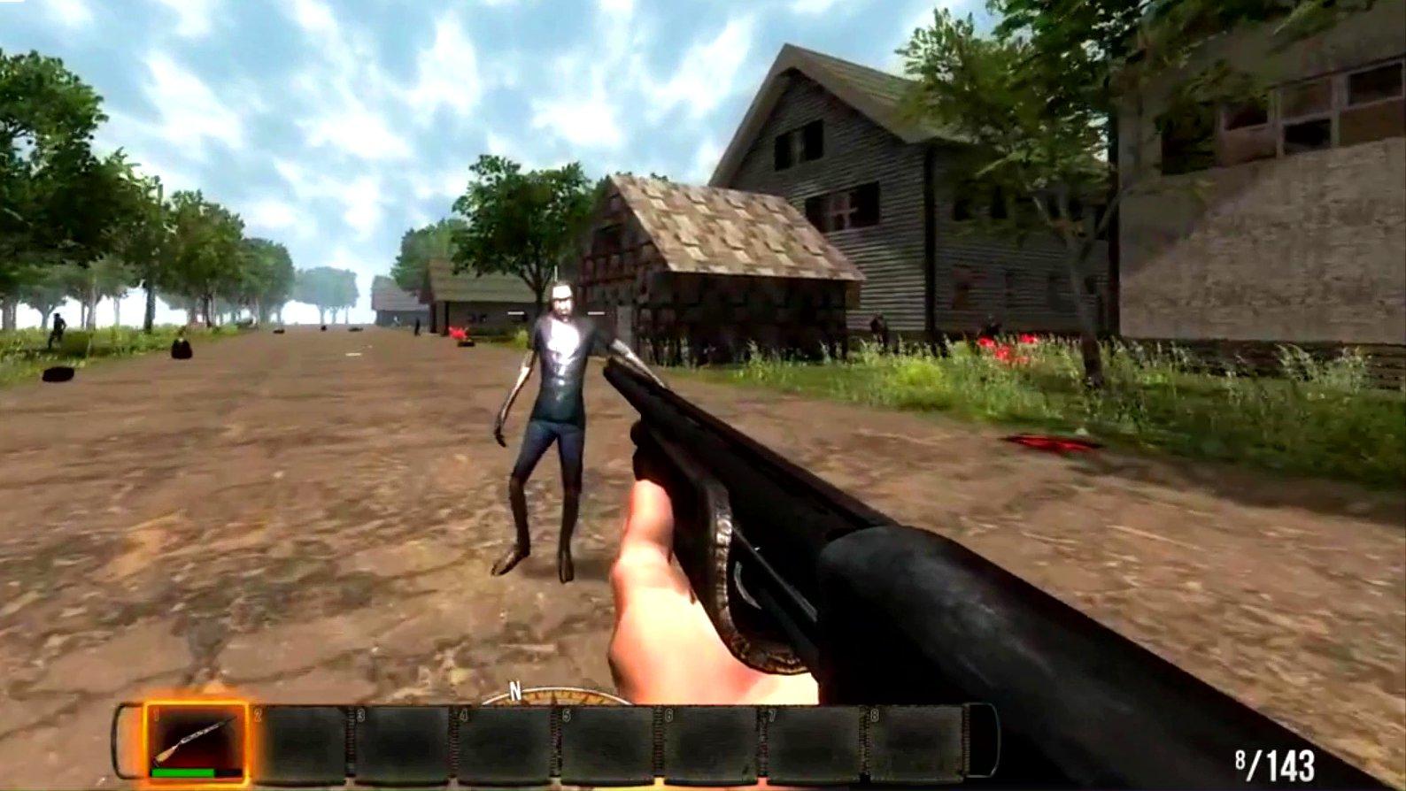 Gamer im Videospiel, 2015.