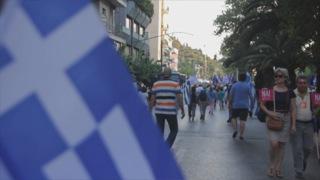 Politischer Umbruch. Syriza als Hoffnungsträger