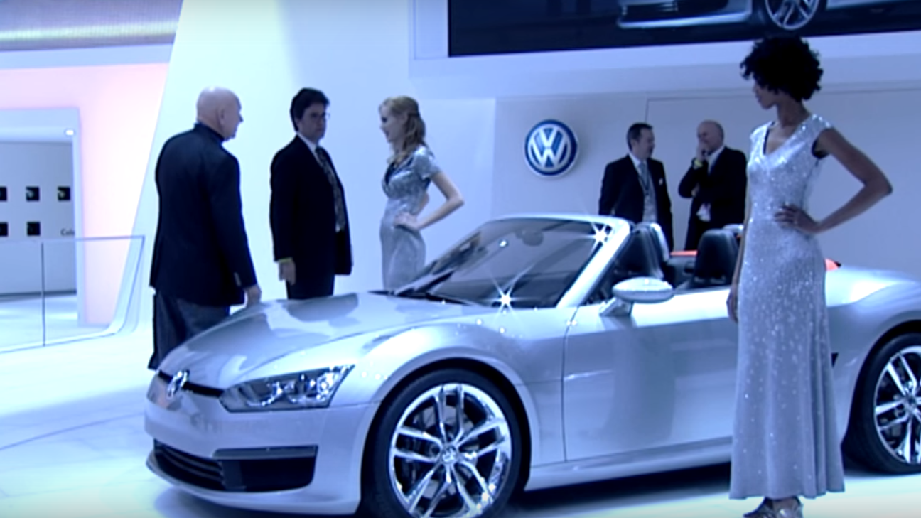 """Screenshot aus: """"Die Volkswagen-Story – wie ein Konzern seinen guten Ruf verspielte"""""""
