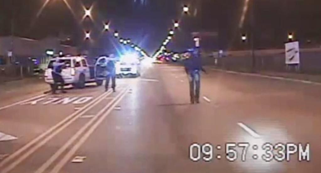 Polizeigewalt Chicago, 2014