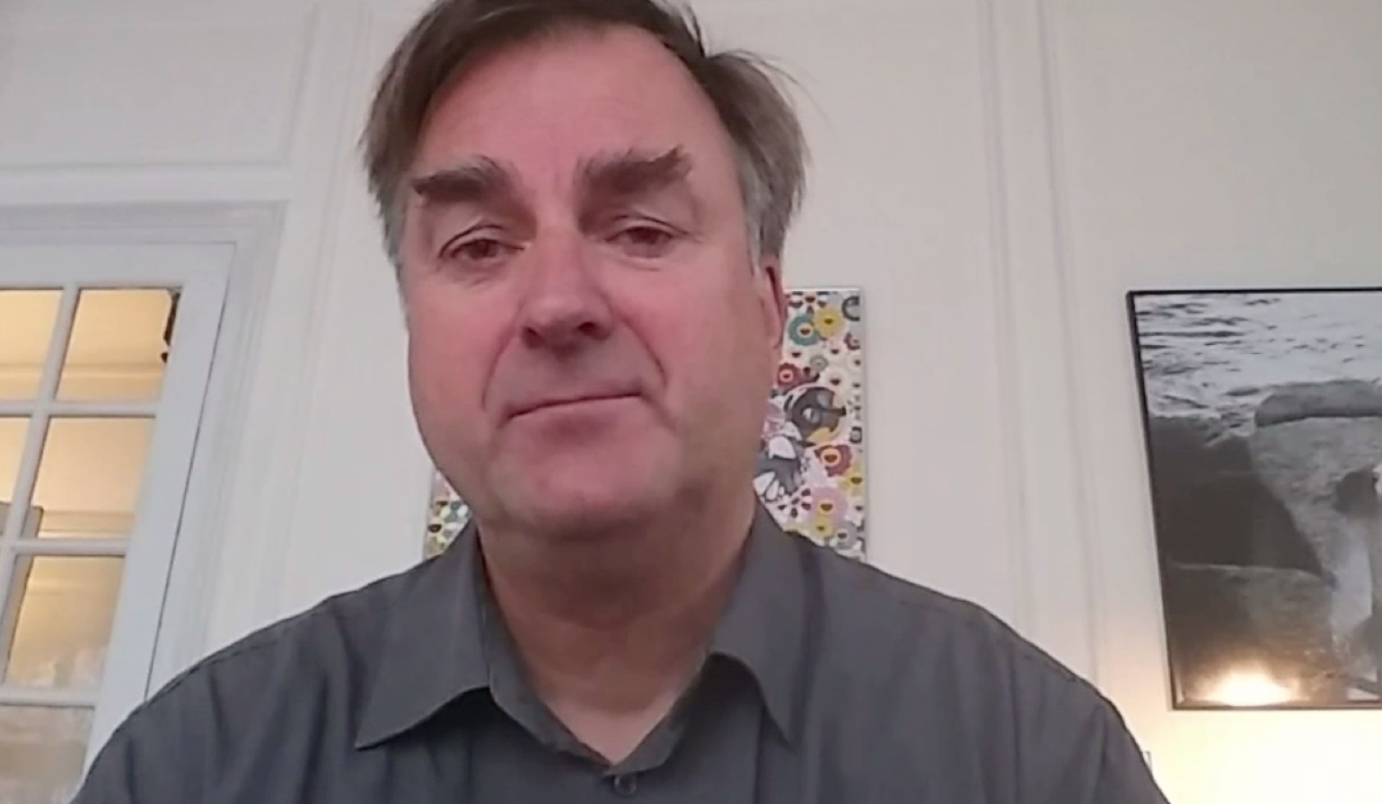 Augenzeuge Thomas Kramer zu den Anschlägen in Paris, November 2015