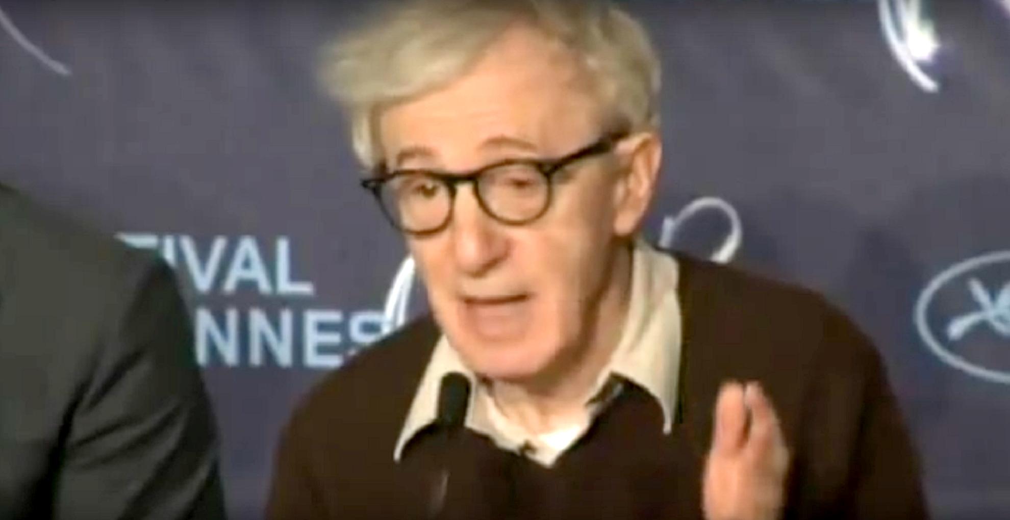Woody Allen feiert 80. Geburtstag.