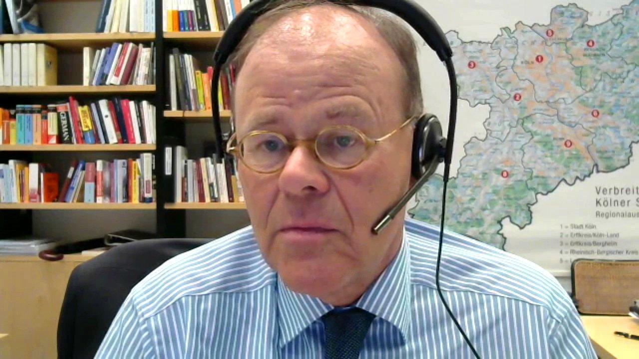 Interview mit Peter Pauls, Chefredakteur Kölner Stadtanzeiger, 2016.