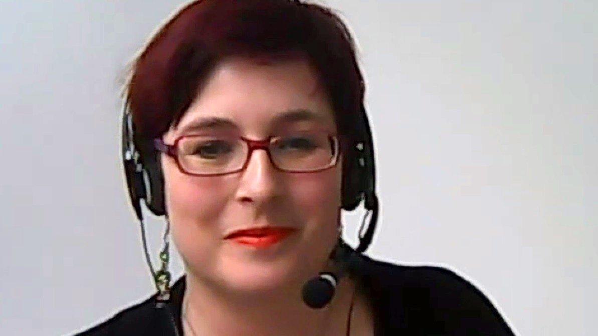 Simone Rafael, Netz-Gegen-Nazis; über die Gewalt von Köln