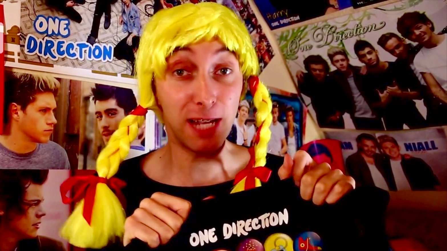 "Comedy-YouTuber ""Freshtorge"", 2016 (Video)"