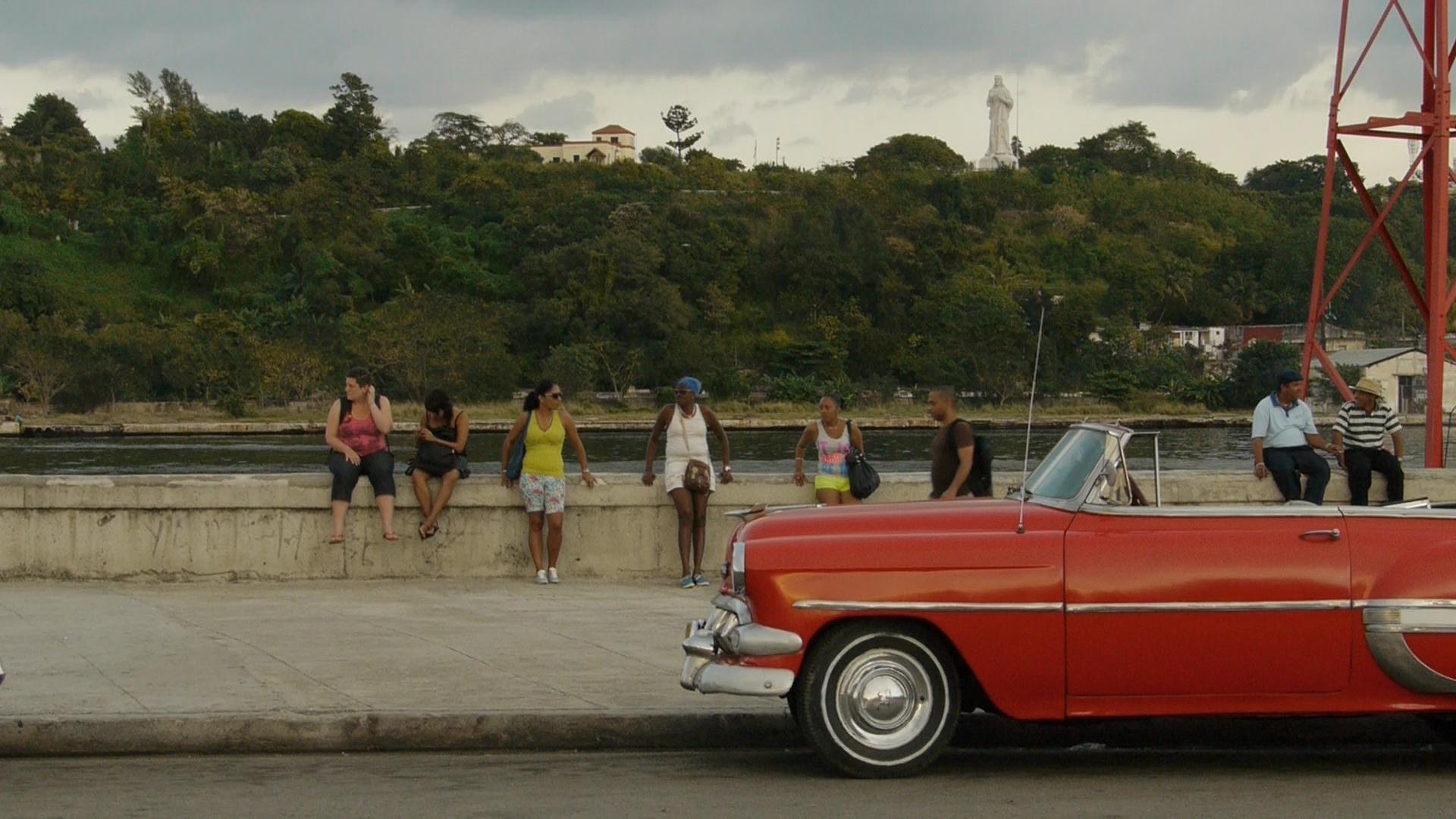 Videotagebuch Mein Kuba - Leben im Sozialismus: Oldtimer in Havanna