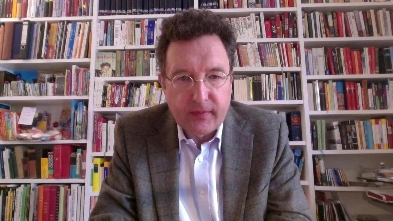Medienanwalt Joerg Naberg, 2016 (Video)