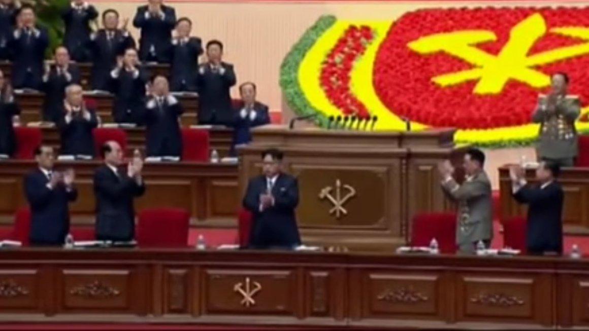 FLASH: Nordkorea feiert Parteitag
