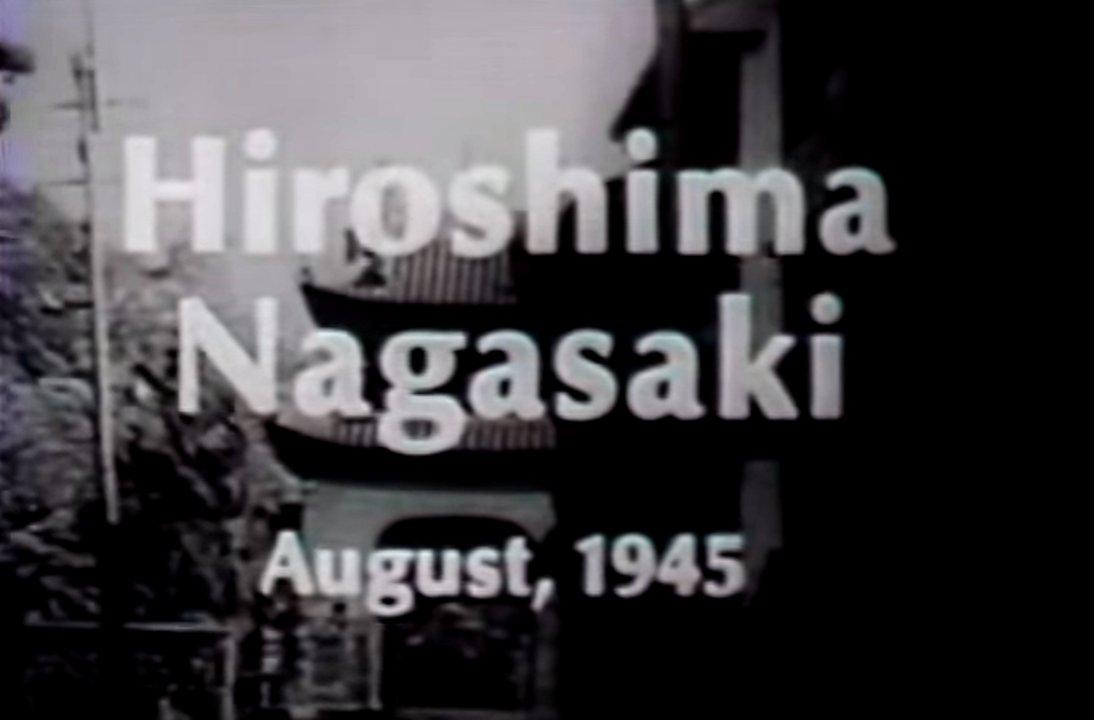 Hiroshima Nagasaki 1945
