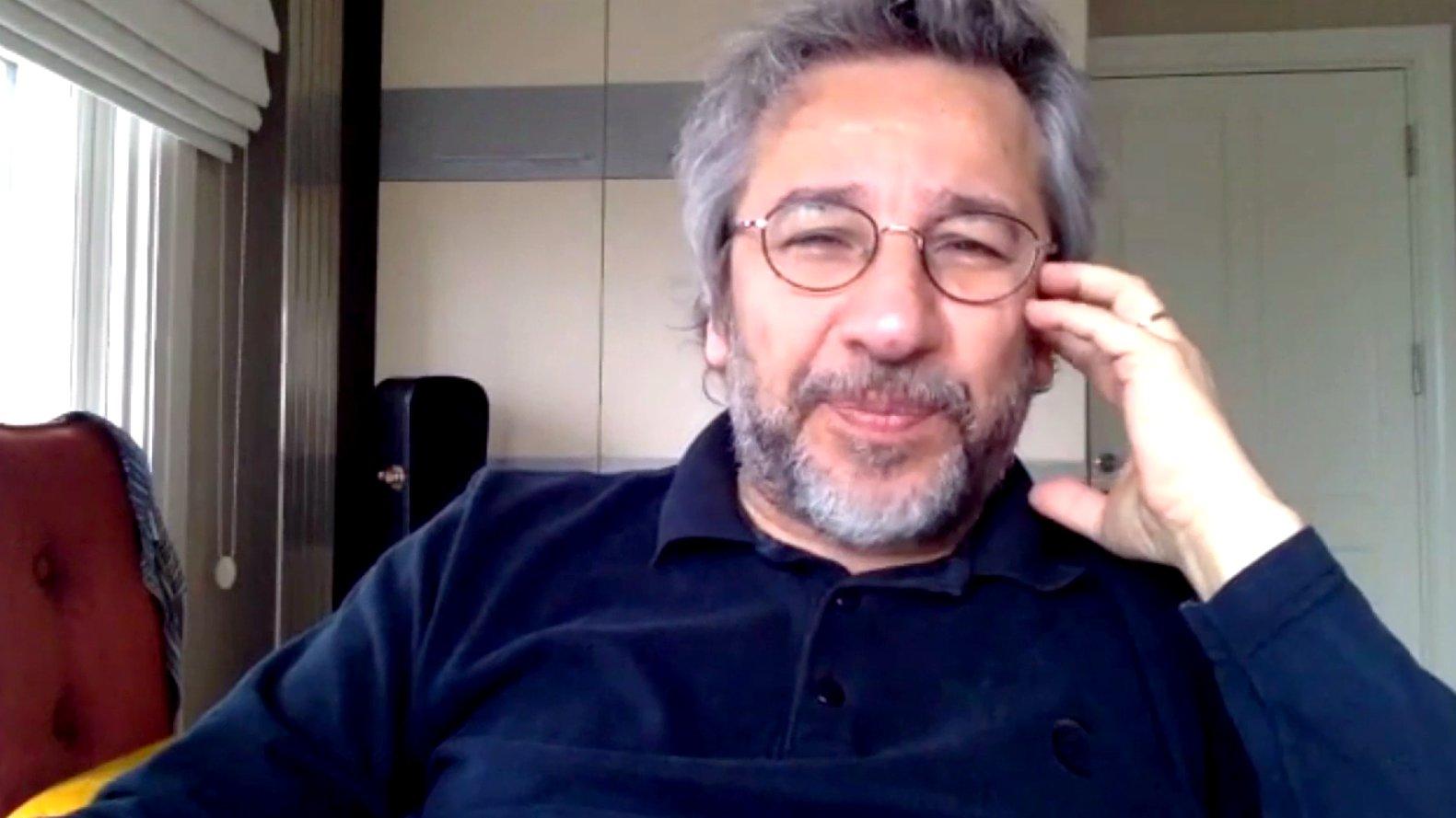 Skype-Interview: Türkischer Journalist Can Dündar über Pressefreiheit und Erdogan