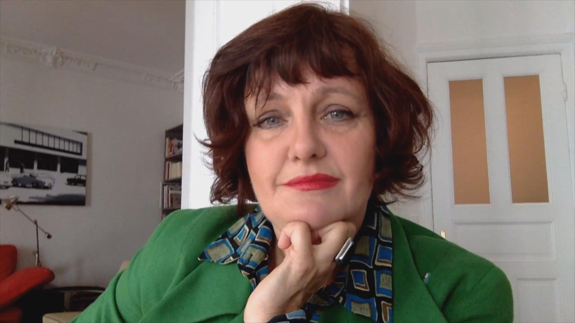 "Skype-Interview: Bei den Briten herrscht absolute Katerstimmung"", Journalistin Annette Dittert"