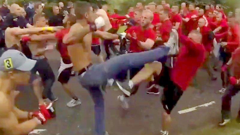 Flash: Fußball und Gewalt - Wie ticken Ultras und Hooligans?