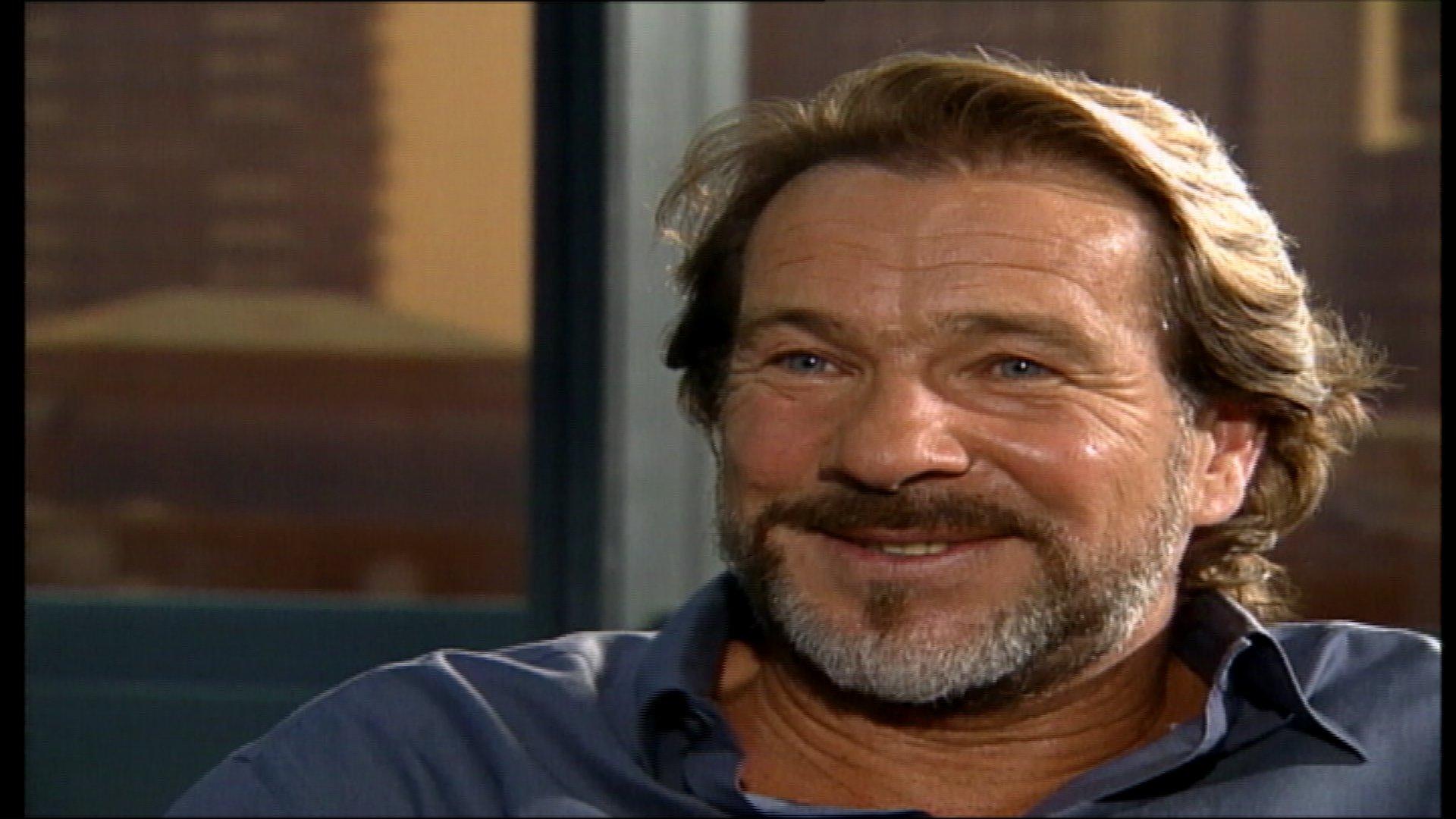 Götz George über seine Tatort-Rolle Horst Schimanski (Interview aus dem Jahr 2000)