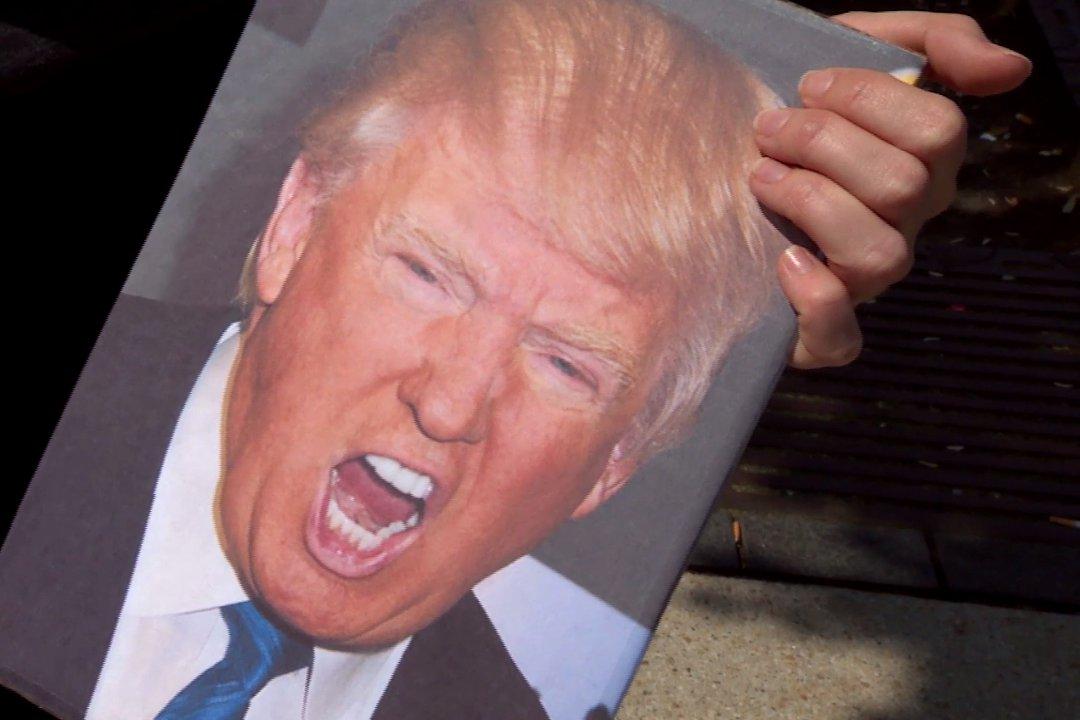 Umfrage zu Donald Trump