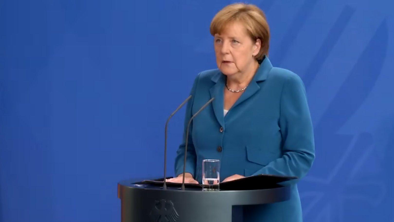 Merkel zum Amoklauf in München