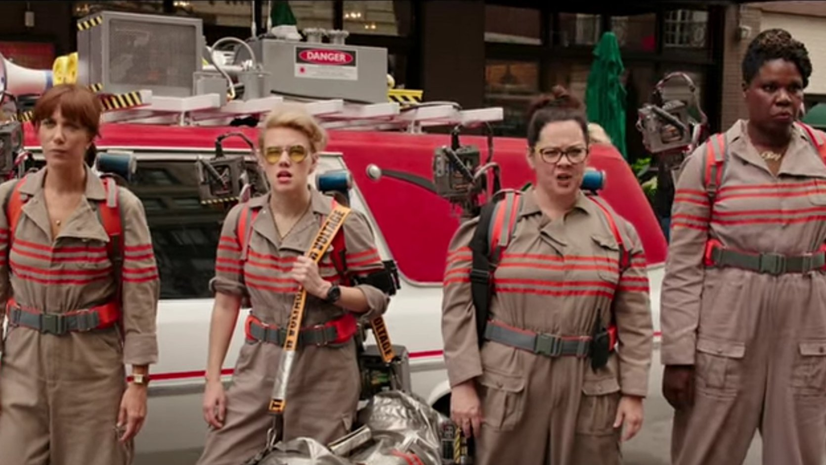 Flash: Ghostbuster Remake - meist gehasste Filmtrailer