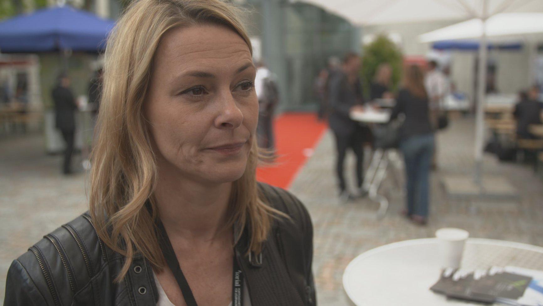 Interview: Anja Reschke über den Umgang mit Populisten