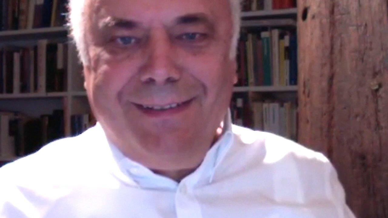 Interview mit dem politischen Journalisten Michael Rutz über die Zukunfkt von Bundeskanzlerin Angela Merkel