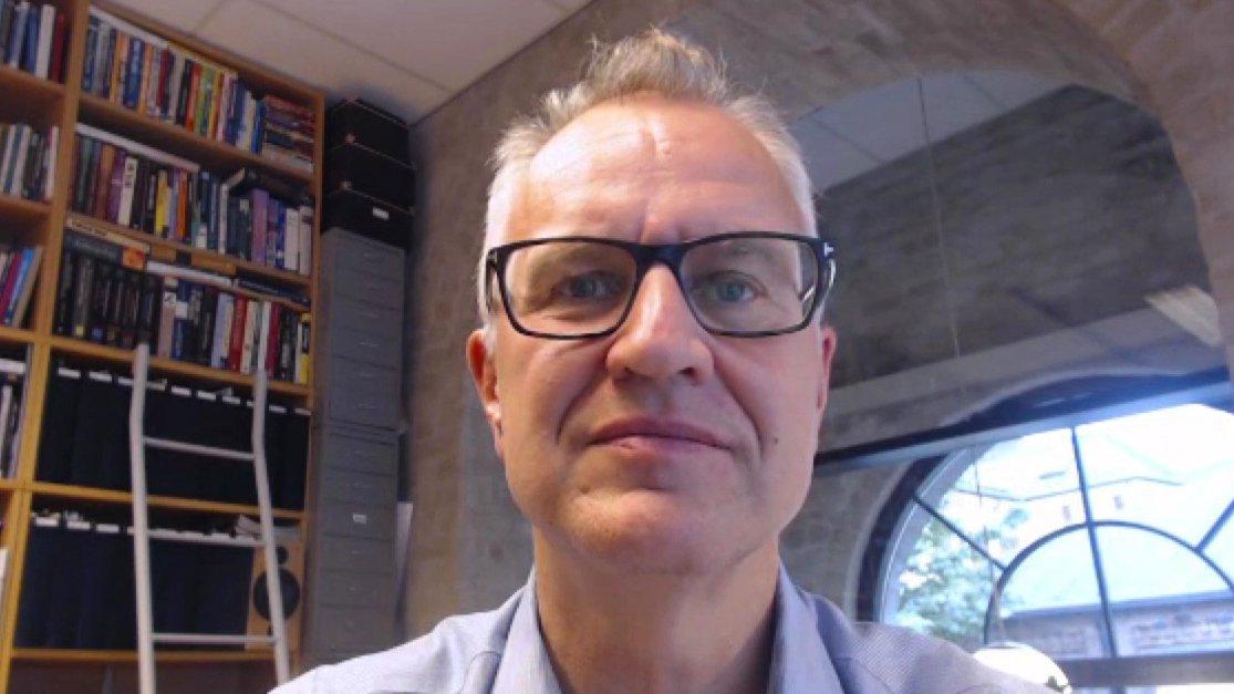 Kristian Harpviken zum Friedensnobelpreis