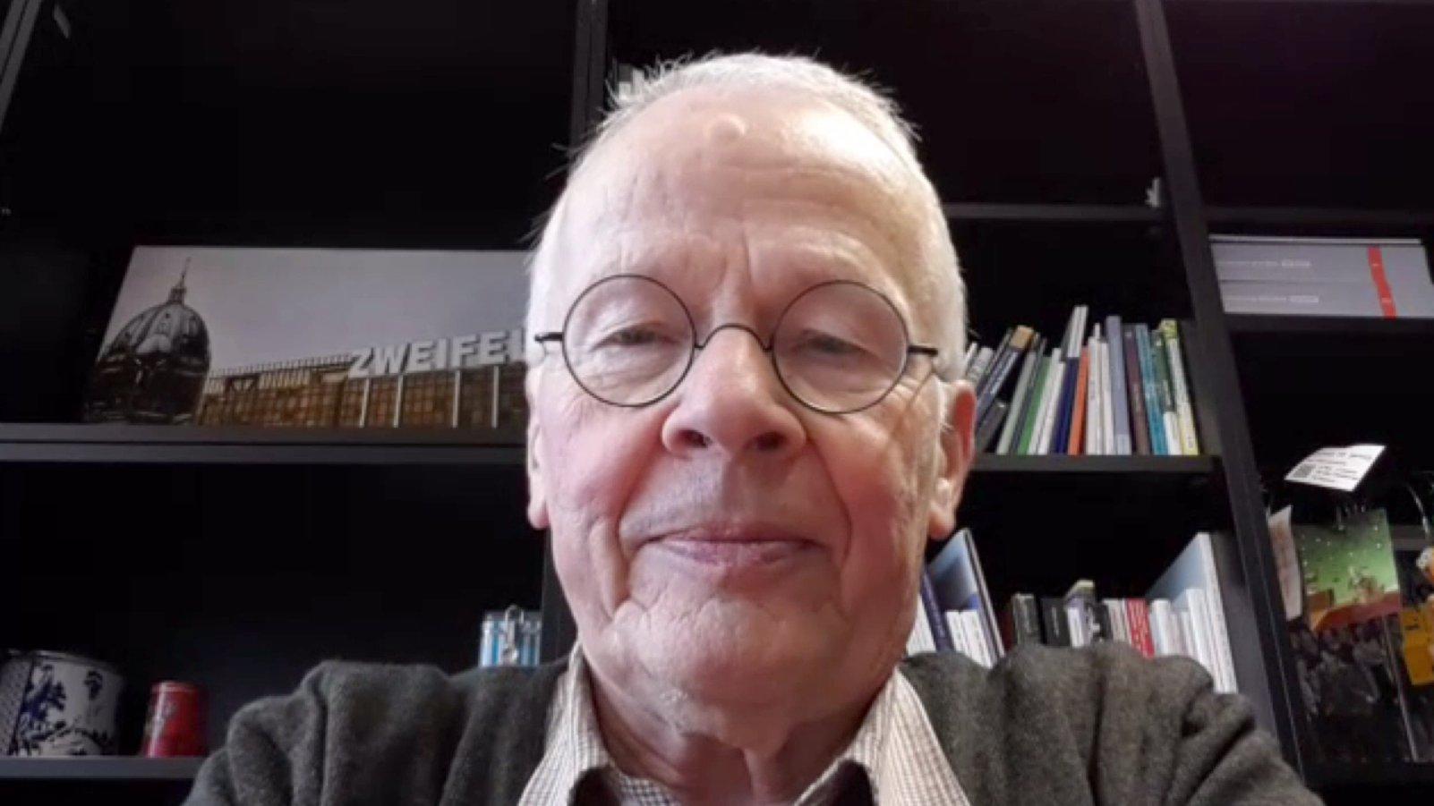 Tom Koenigs, Sonderbeauftragter DIE GRÜNEN über Kolumbiens Friedensprozess