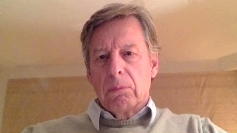 Gerhard Spörl (ehemaliger Washington-Korrespondent DER SPIEGEL)