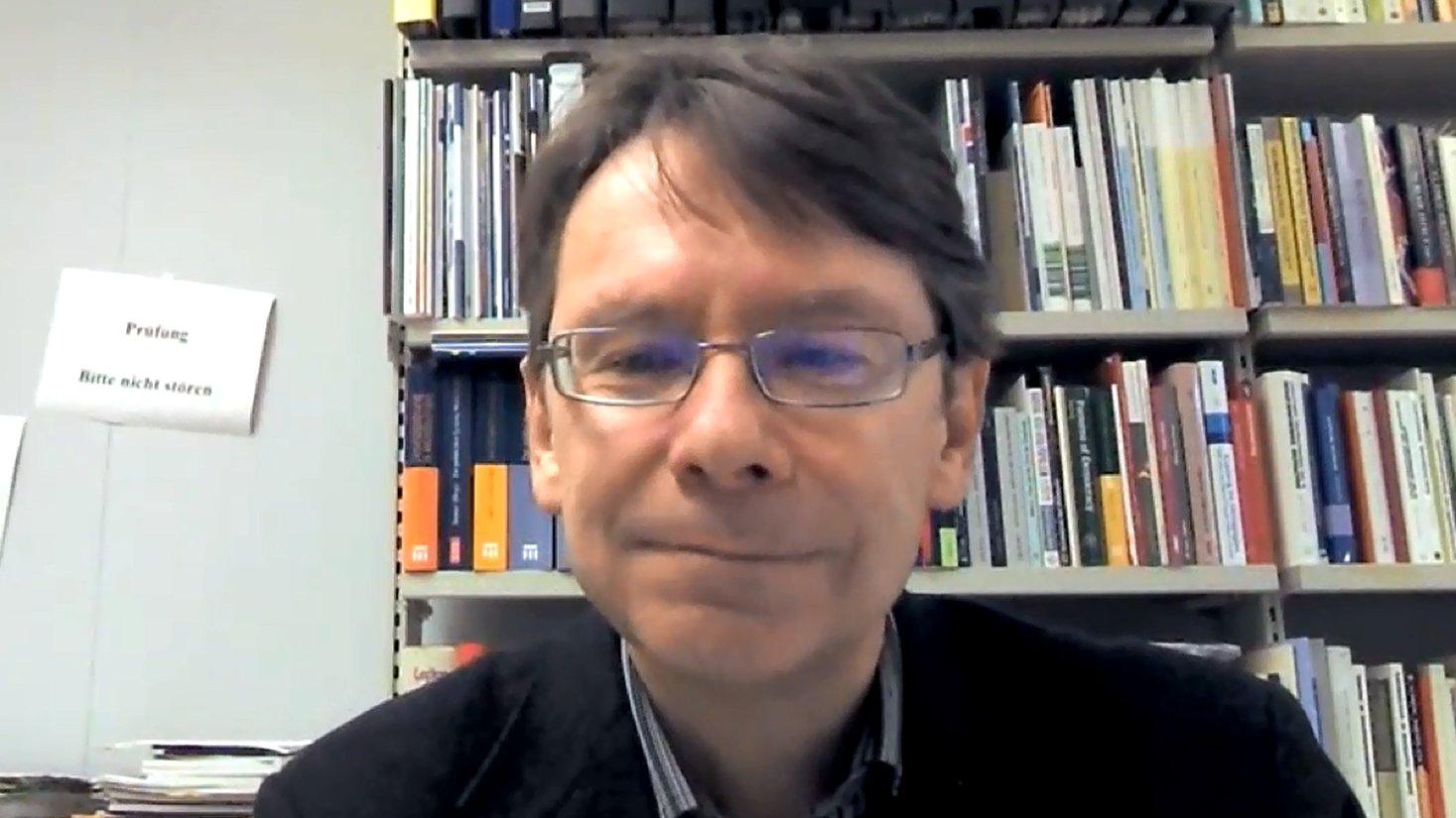 Steinmeier als Bundespräsident: Was bedeutet das für SPD und Union? dbate-Interview mit Uwe Jun