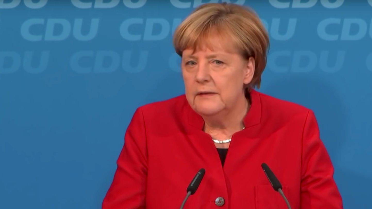 Angela Merkel will bei der Bundestagswahl 2017 für die CDU kandidieren