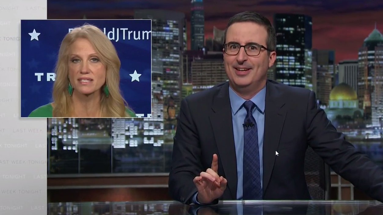John Oliver zur US-Wahl: The Upcoming Vote