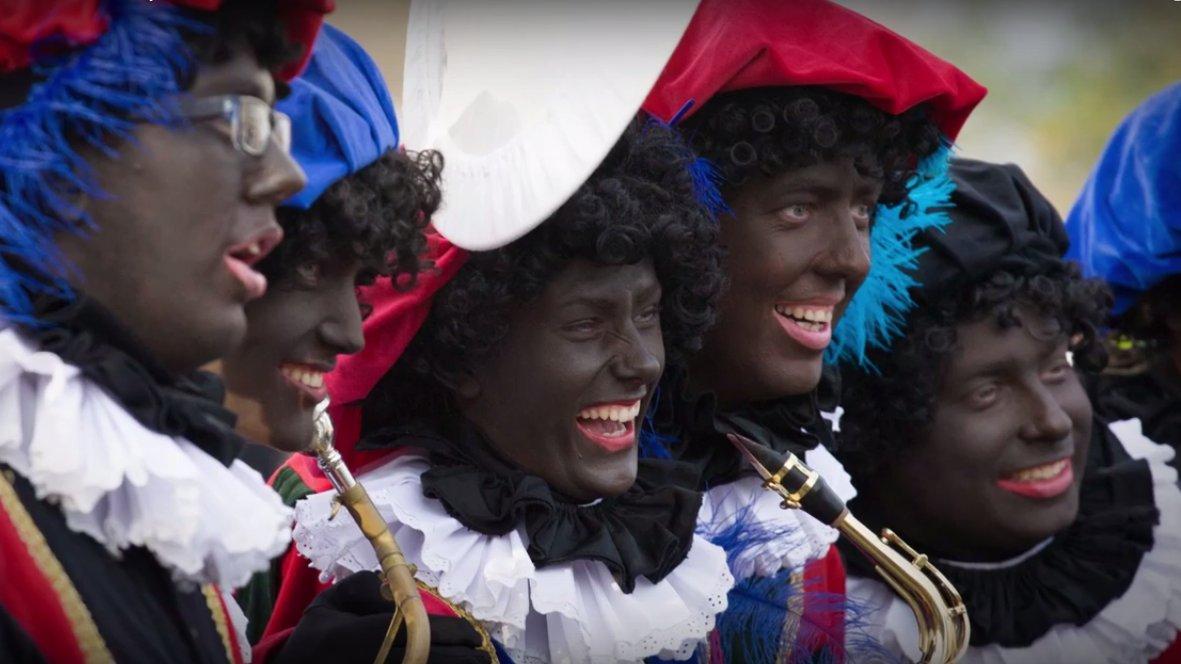 Blackfacing in den Niederlanden: der Zwarte Piet ist wieder da