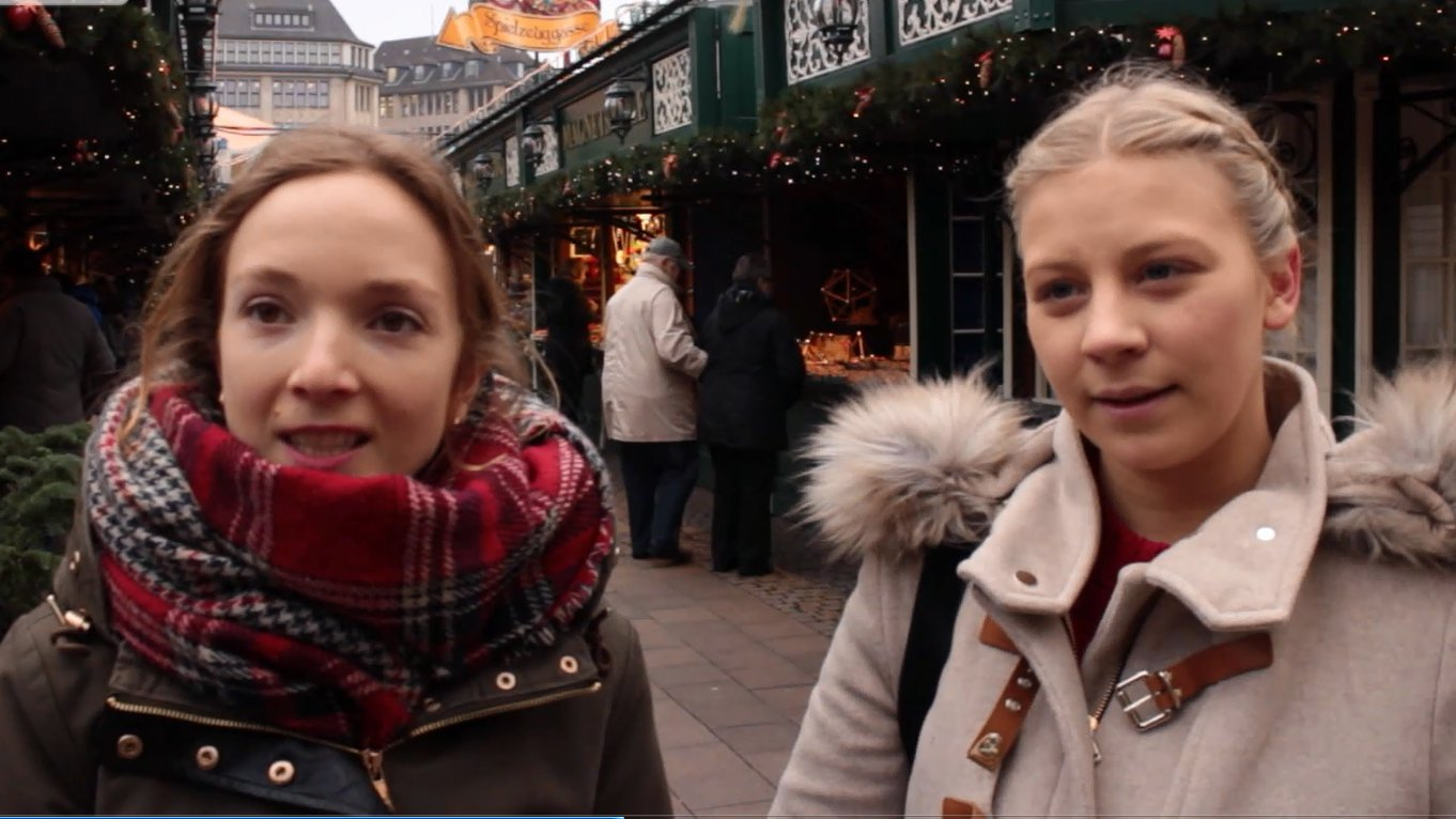 Habt ihr Angst auf den Weihnachtsmarkt zu gehen?