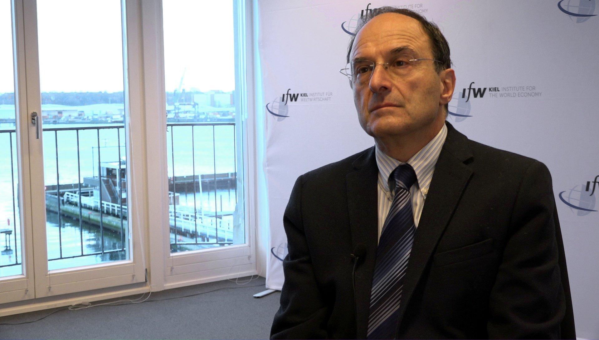 Interview mit IfW-Chef Dennis Snower über soziale Ungleichheit und Populismus