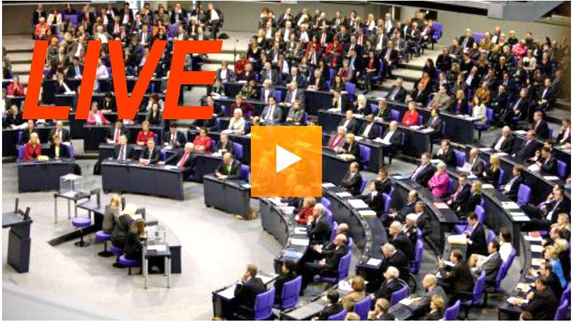 Bundestag Livestream