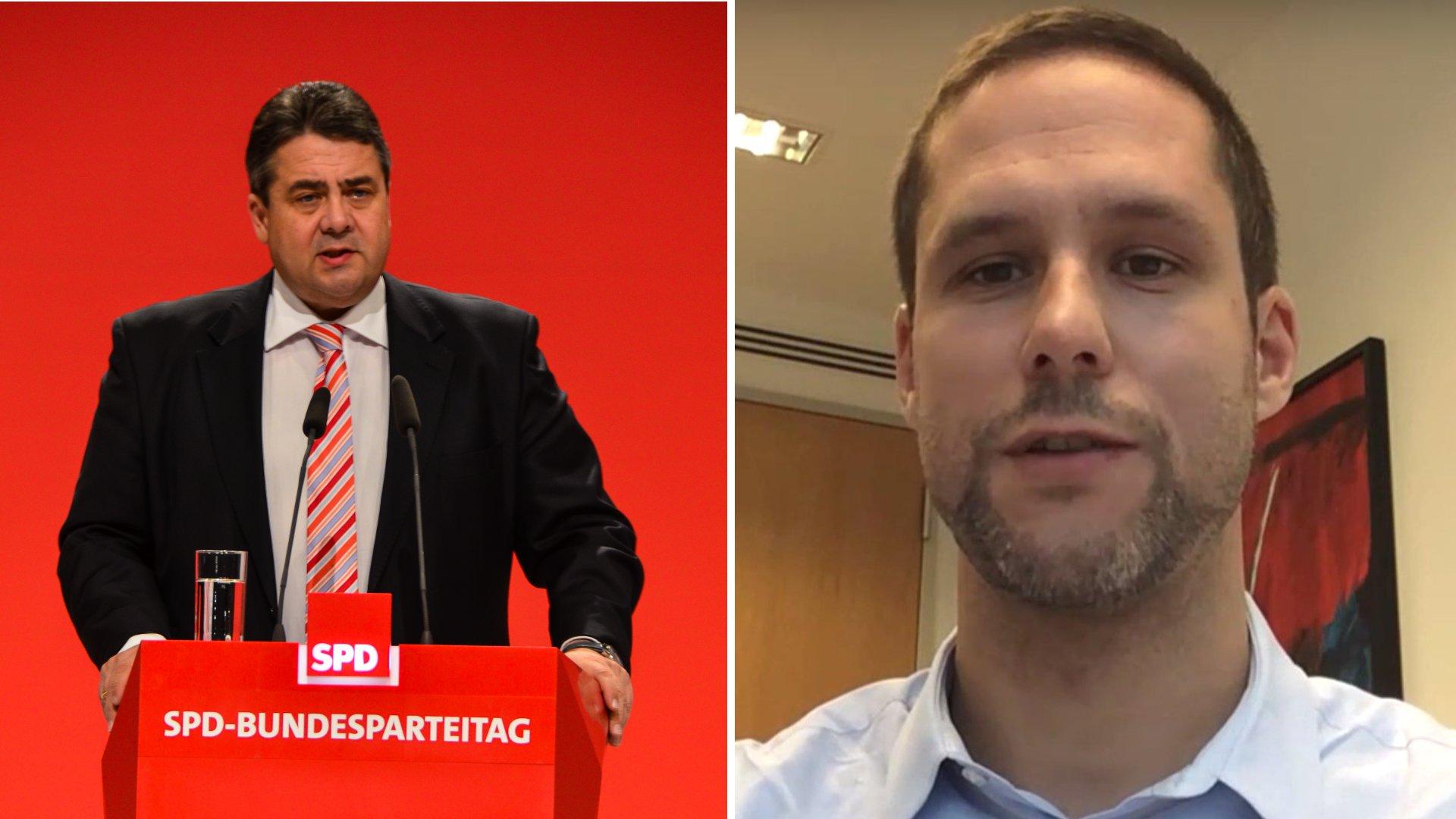 Gabriel oder Schulz: Wer wird SPD-Kanzlerkandidat?