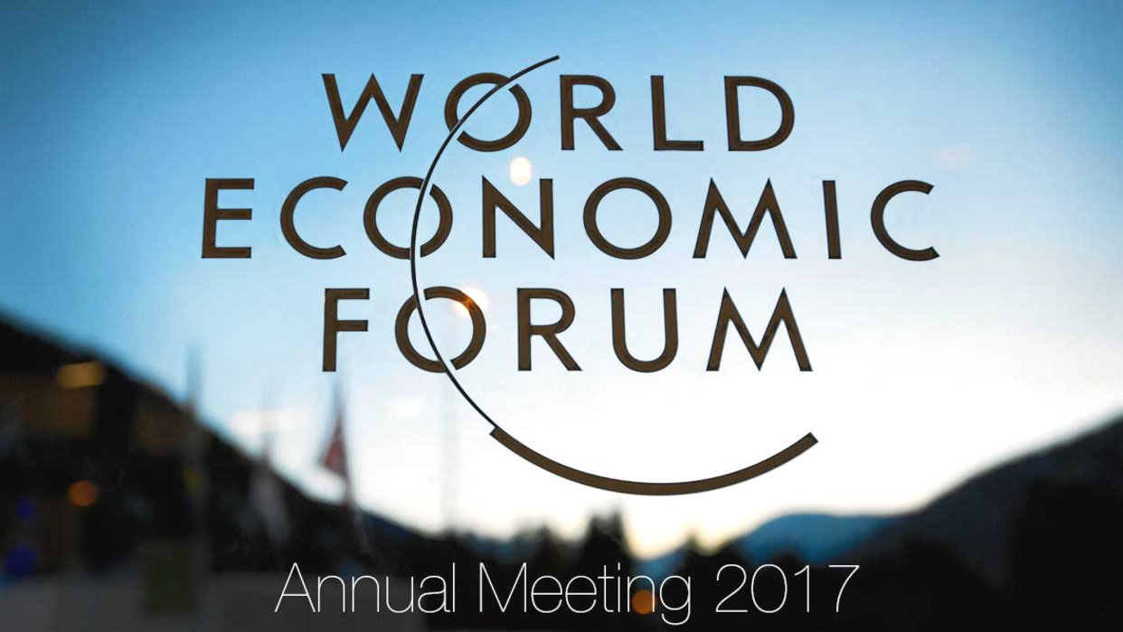 Annual Meeting des World Economic Forum (WEF) 2017 in Davos im Livestream