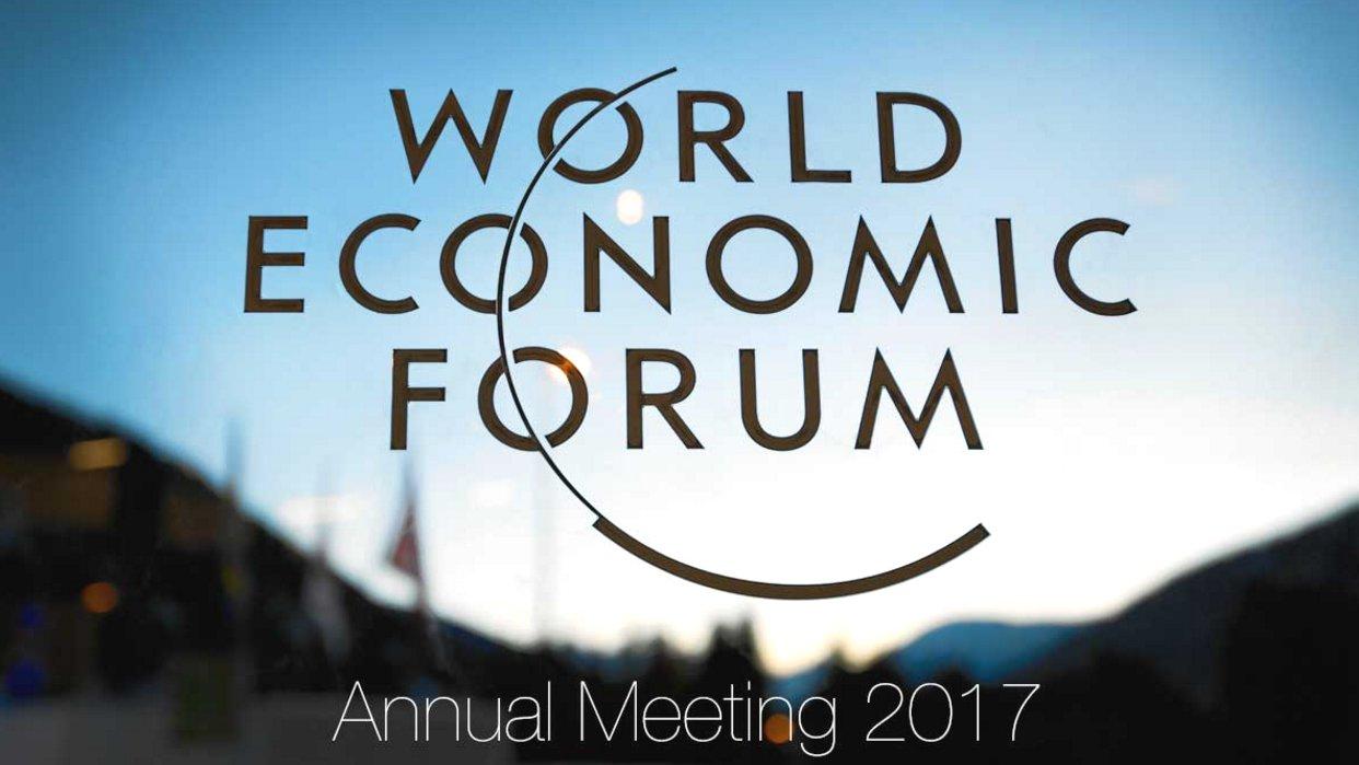 Annual Meeting des World Economic Forum (WEF) 2017 in Davos im Livestream
