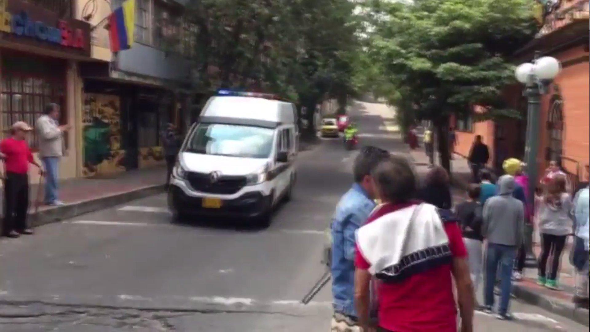 Bombe explodiert während eines Stierkampfs im kolumbianischen Bogota