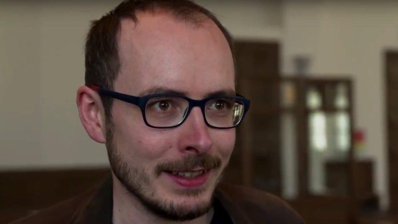 LuxLeaks: Whistleblower Antoine Deltour im Gerichtssaal (2016)