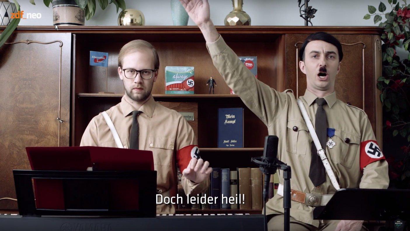 Top 5 der besten Rechten Songs aller Zeiten by Adi Hitler