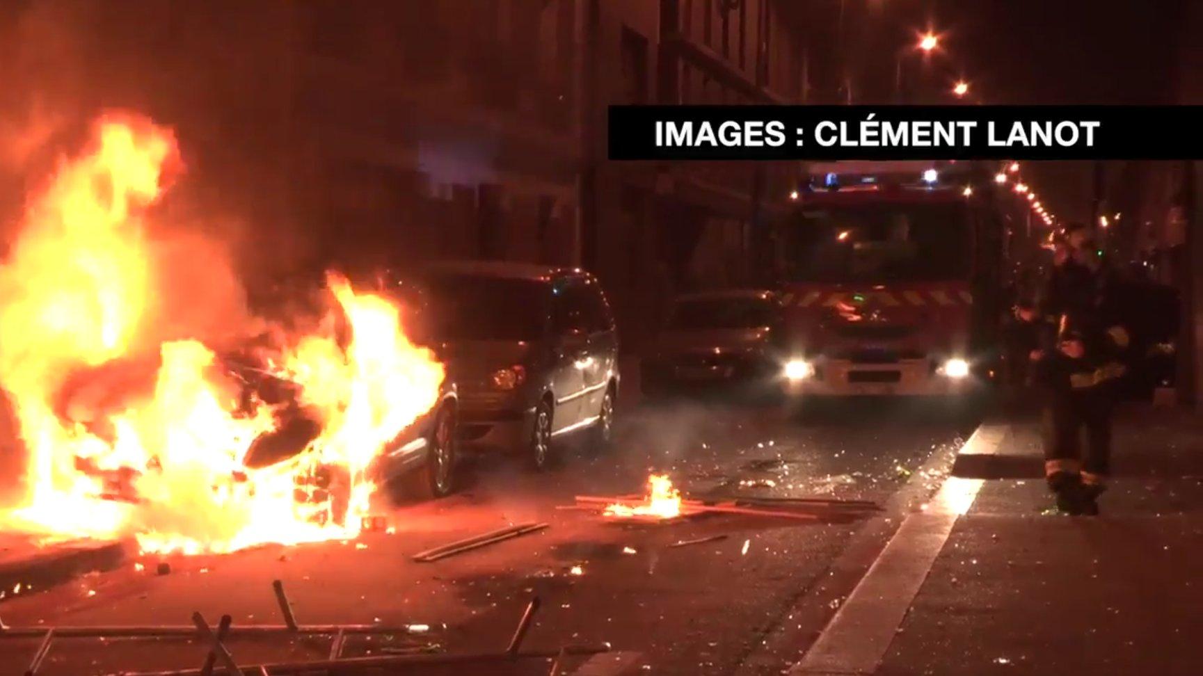 Tod eines Chinesen durch Polizist sorgt in Paris erneut für Unruhen