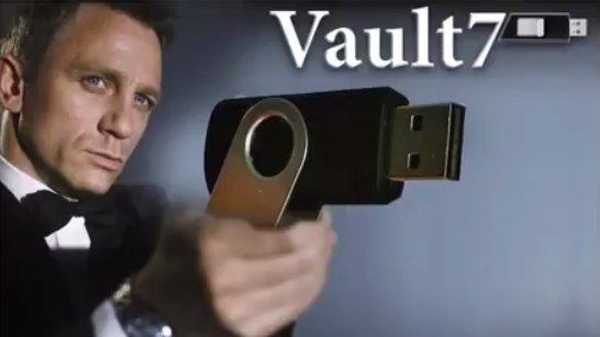 Vault 7 - Lizenz zum Spionieren (probono Magazin)