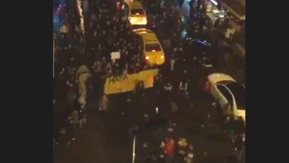 Anti-Erdogan-Protest in Istanbul, 2017